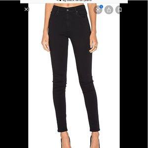 AG Farrah high rise skinny jean 28
